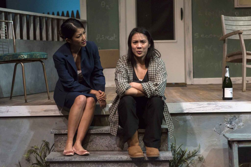 Cheryl Daro & Lisa Nguyen in Proof. A.R. Sinclair Photography.